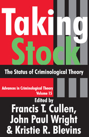 Taking Stock - 1st Edition book cover
