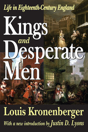 Kings and Desperate Men - 1st Edition book cover