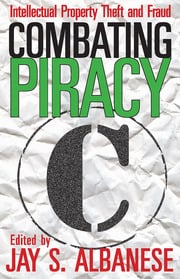 Combating Piracy - 1st Edition book cover