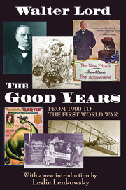 The Good Years - 1st Edition book cover