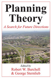 Planning Theory - 1st Edition book cover