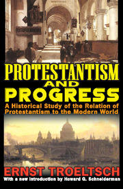 Protestantism and Progress - 1st Edition book cover