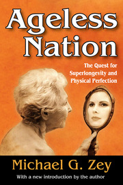 Ageless Nation - 1st Edition book cover