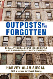 Outposts of the Forgotten - 1st Edition book cover
