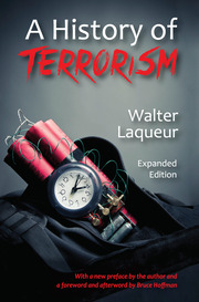 A History of Terrorism - 1st Edition book cover