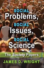 Social Problems, Social Issues, Social Science - 1st Edition book cover