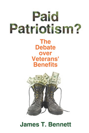 Paid Patriotism? - 1st Edition book cover