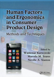 Human Factors and Ergonomics in Consumer Product Design: Methods and Techniques
