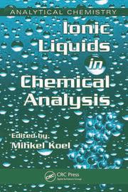 Ionic Liquids in Chemical Analysis