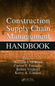 Construction Supply Chain Management Handbook