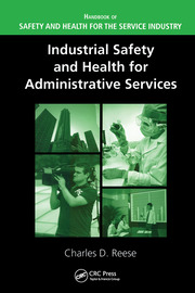 Industrial Safety and Health for Administrative Services - 1st Edition book cover