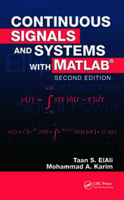 Continuous Signals and Systems with MATLAB