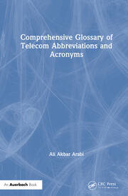 Comprehensive Glossary of Telecom Abbreviations and Acronyms - 1st Edition book cover