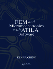 FEM and Micromechatronics with ATILA Software