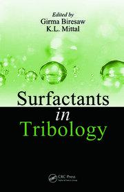 Surfactants in Tribology, Volume 1