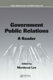 Government Public Relations: A Reader