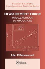 Measurement Error: Models, Methods, and Applications