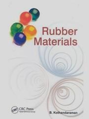 Rubber Materials - 1st Edition book cover
