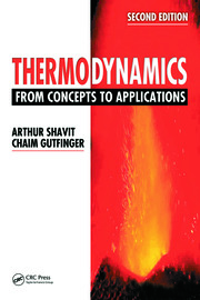 Thermodynamics: From Concepts to Applications, Second Edition