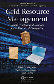 Grid Resource Management - 1st Edition book cover
