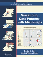 Visualizing Data Patterns with Micromaps - 1st Edition book cover