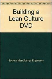 Building a Lean Culture DVD