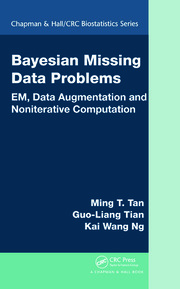 Bayesian Missing Data Problems: EM, Data Augmentation and Noniterative Computation