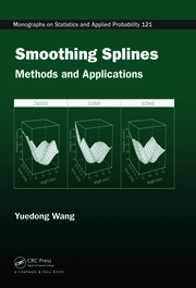 Smoothing Splines: Methods and Applications