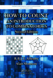 How to Count: An Introduction to Combinatorics, Second Edition