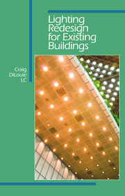 Lighting Redesign for Existing Buildings - 1st Edition book cover