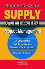 Supply Chain Project Management. - 2nd Edition book cover