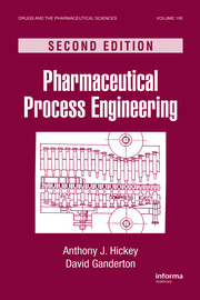 Pharmaceutical Process Engineering - 2nd Edition book cover