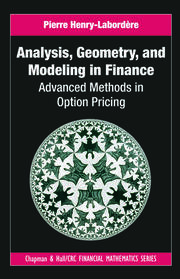 Analysis, Geometry, and Modeling in Finance: Advanced Methods in Option Pricing