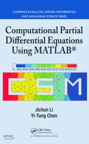 Computational Partial Differential Equations Using MATLAB