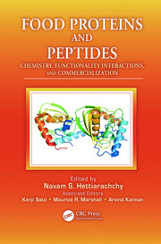 Food Proteins and Peptides: Chemistry, Functionality, Interactions, and Commercialization