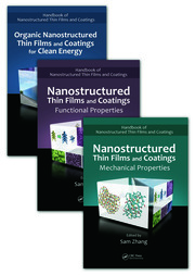 Handbook of Nanostructured Thin Films and Coatings, Three-Volume Set
