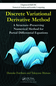 Discrete Variational Derivative Method - 1st Edition book cover