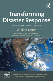 Transforming Disaster Response - 1st Edition book cover