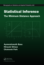 Statistical Inference: The Minimum Distance Approach