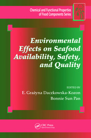 Environmental Effects on Seafood Availability, Safety, and Quality