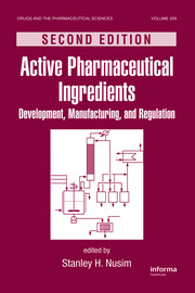 Active Pharmaceutical Ingredients - 2nd Edition book cover