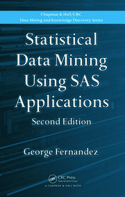 Statistical Data Mining Using SAS Applications