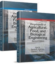 Encyclopedia of Agricultural, Food, and Biological Engineering - 2 Volume Set (Print Version)