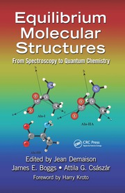 Equilibrium Molecular Structures: From Spectroscopy to Quantum Chemistry