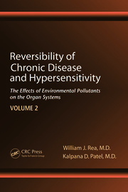 Reversibility of Chronic Disease and Hypersensitivity,Volume 2 - 1st Edition book cover