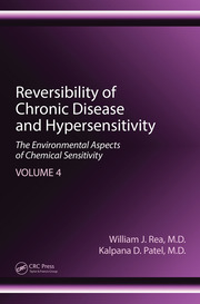 Reversibility of Chronic Disease and Hypersensitivity, Volume 4 - 1st Edition book cover