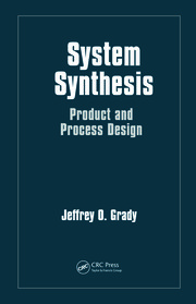 System Synthesis: Product and Process Design