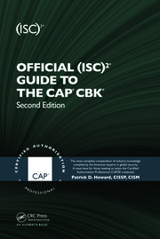 Official (ISC)2® Guide to the CAP® CBK®