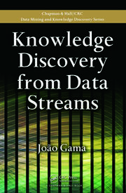 Knowledge Discovery from Data Streams - 1st Edition book cover