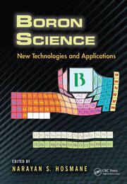 Boron Science - 1st Edition book cover
